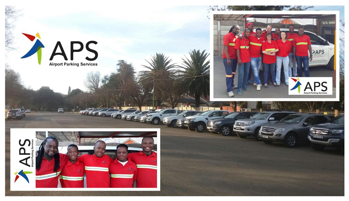 APS delivers a secure airport parking experience at OR Tambo International Airport in Johannesburg